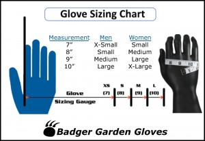 Sizing Chart Badgerlogo - women2