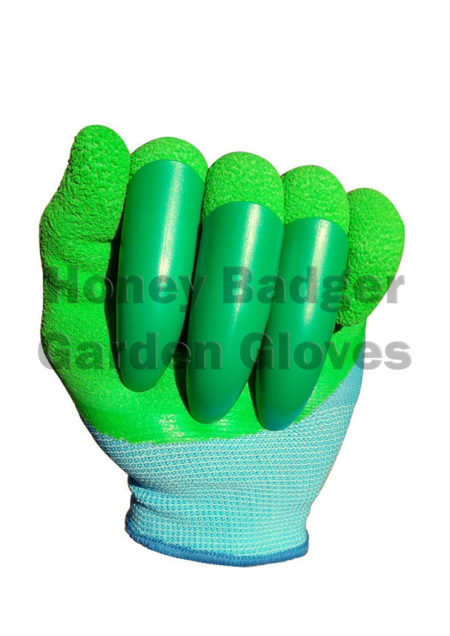 honey badger garden glove wolverine