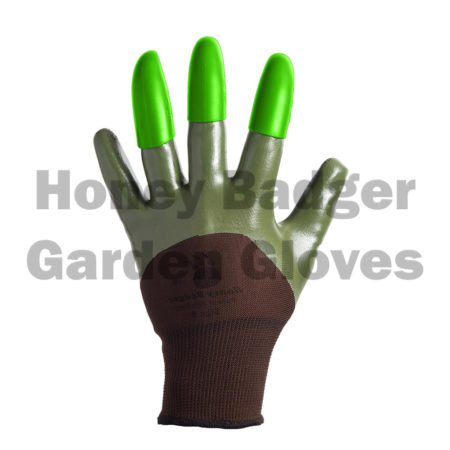 Honey badger garden gloves